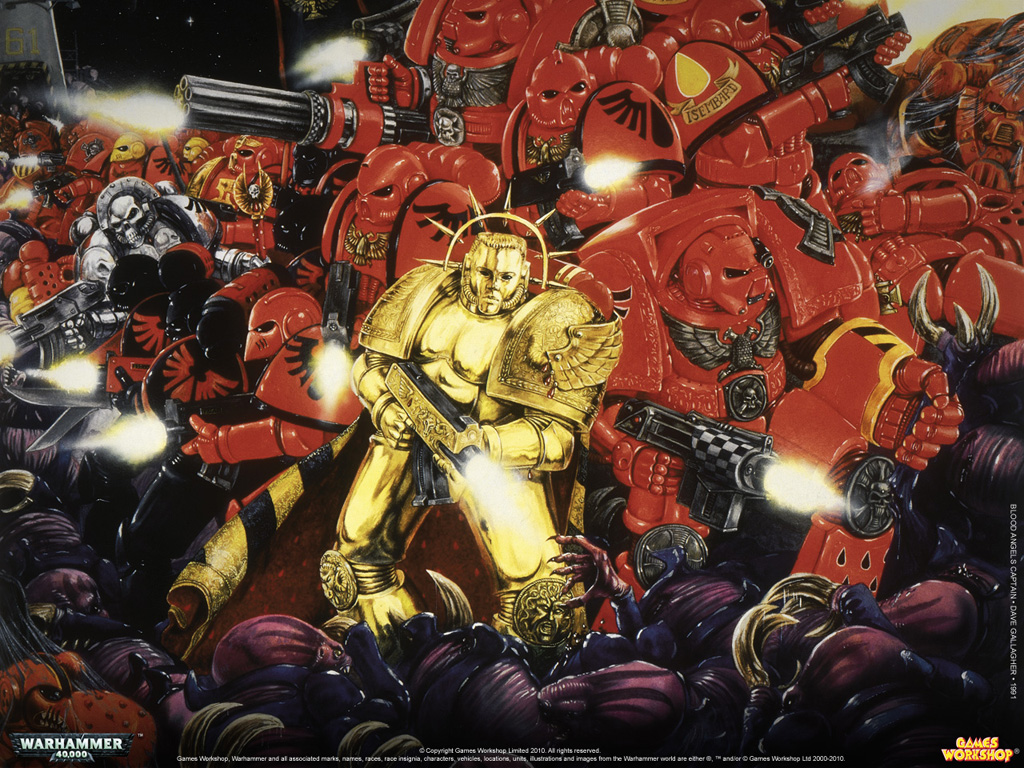 Top 3 Things the Blood Angels Need RIGHT NOW!
