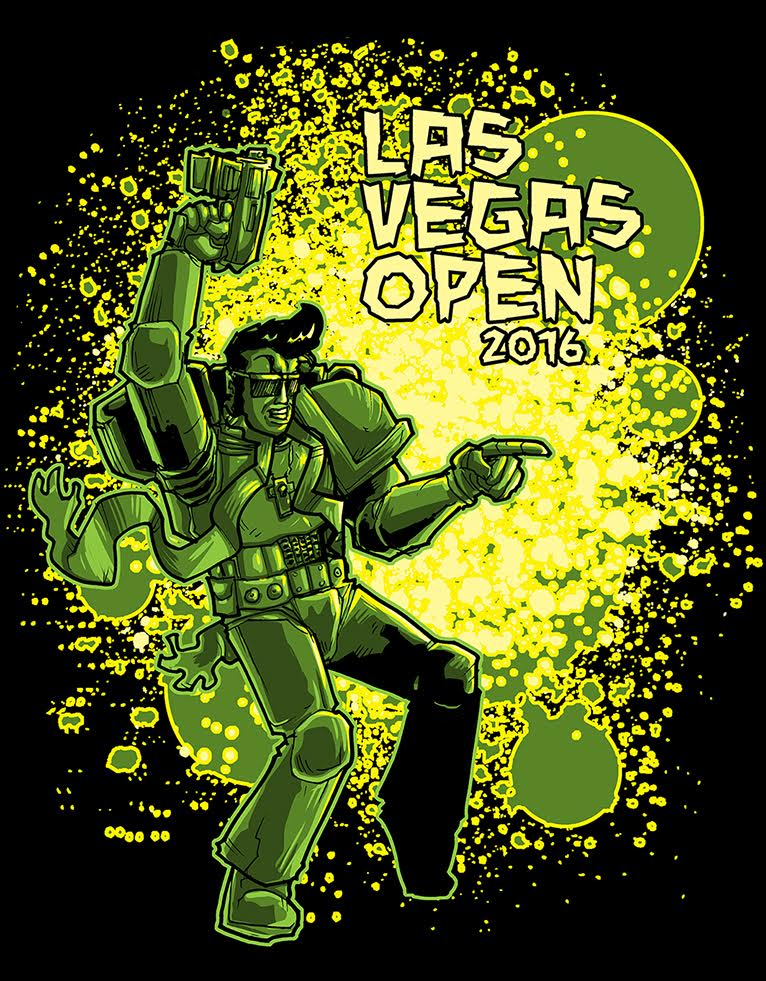 Las Vegas Open – Review and Shenanigans!