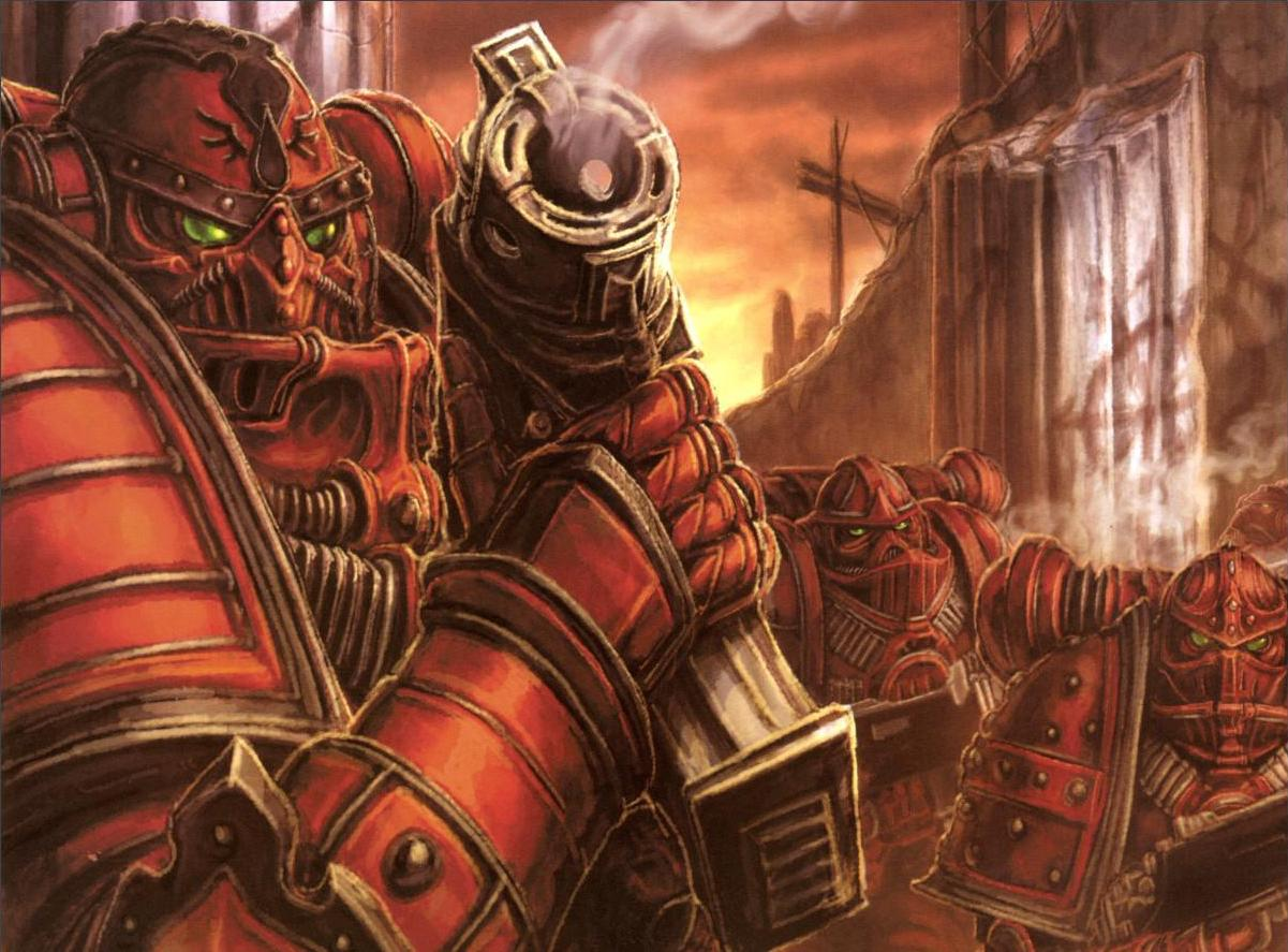Captain's Log – Adepticon 30k Prep