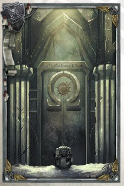 Secrets of the Deathwatch – The Omega Vault
