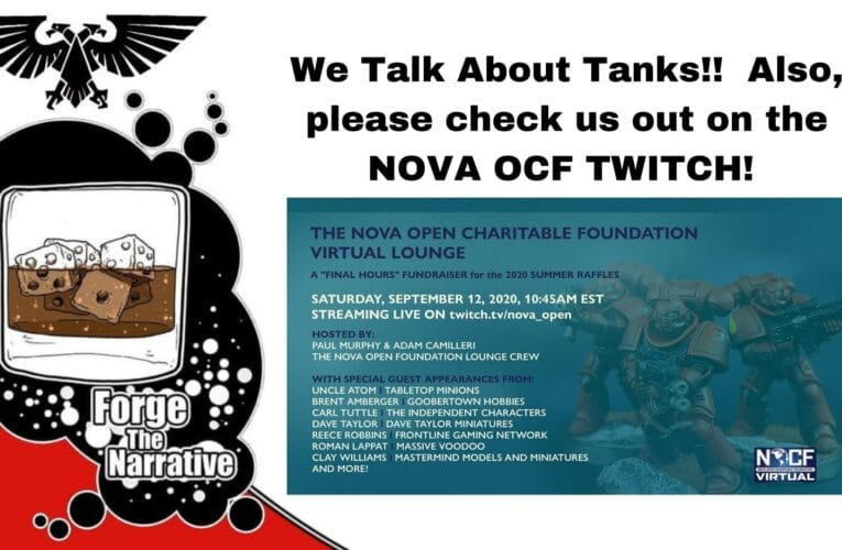 FTN Episode 351 – Are 40k Tanks Realistic?  We Ask An Expert
