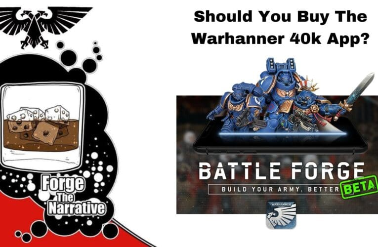FTN Episode 364 – Should You Sub to the Official Warhammer App?