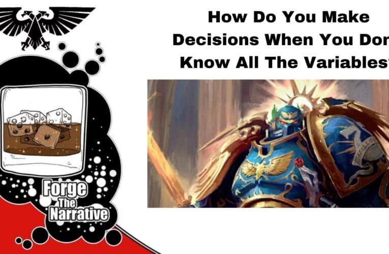 FTN Episode 367 – Do You Make Decisions In A Vacuum? How To Avoid It