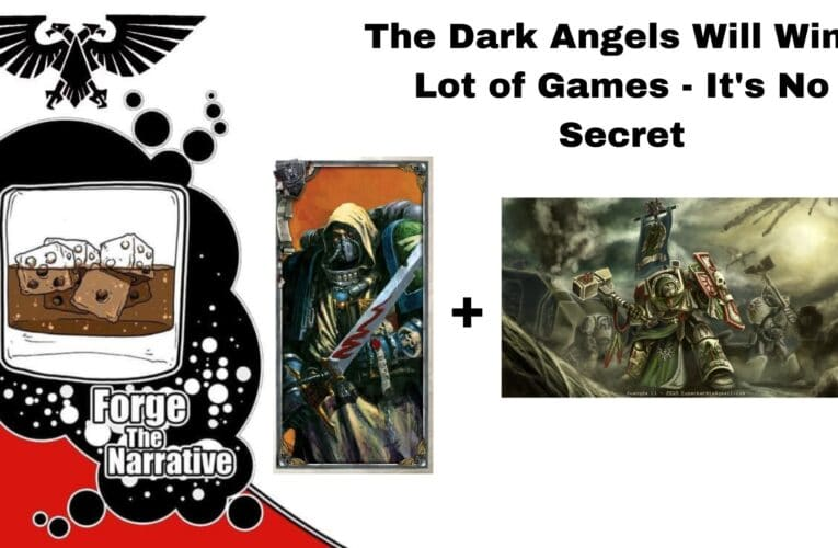 FTN Episode 372 – The Dark Angels Rock – See What I Did There?