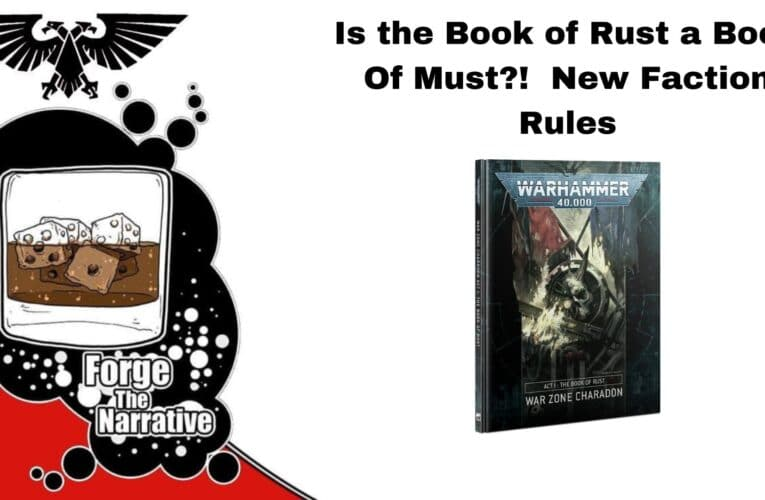 FTN Episode 379 – Is the Book of Rust a Must Have – Yep