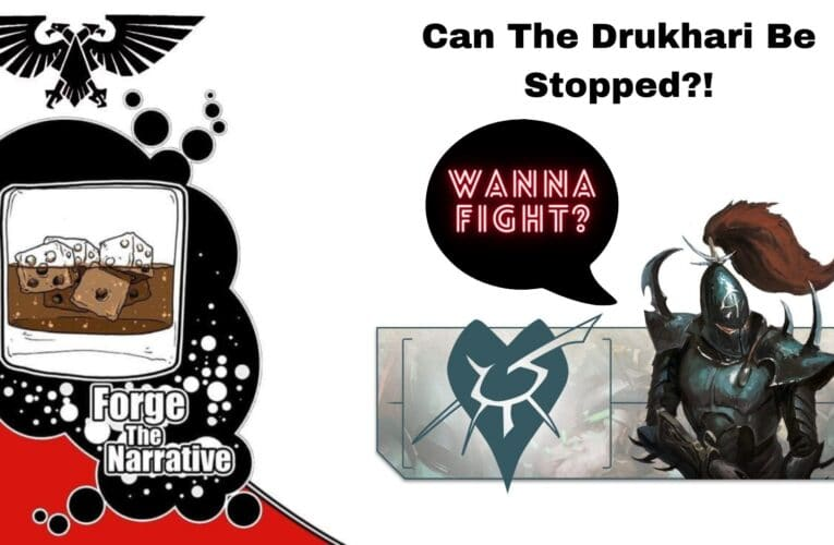 FTN Episode 383 – Can You Stop The Drukhari Menace?