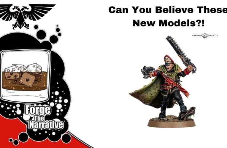 FTN Episode 384 – Was Warhammer Fest 2021 What You Wanted? I'm in Love!
