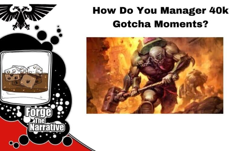 FTN Episode 392 – What Is A Gaming Gotcha Moment?  How Do you Manage Them?
