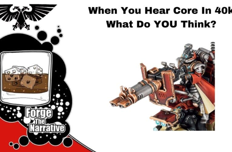 FTN Episode 396 – What is Core? Baby, Don't Hurt Me