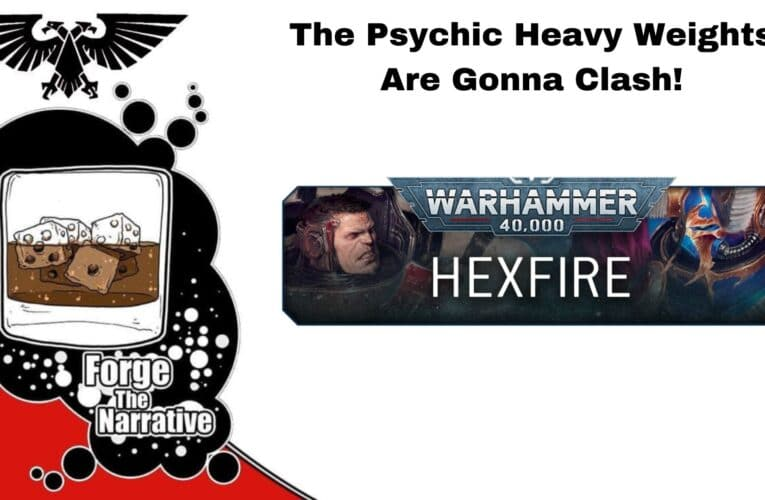FTN Episode 397 – Kinda Sorta A Grey Knight and Thousand Sons Preview
