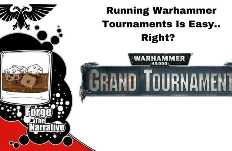 FTN Episode 400 – How To Craft The Culture of Warhammer Events